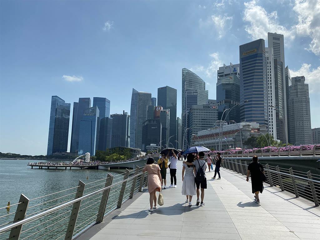 singapore scenes
