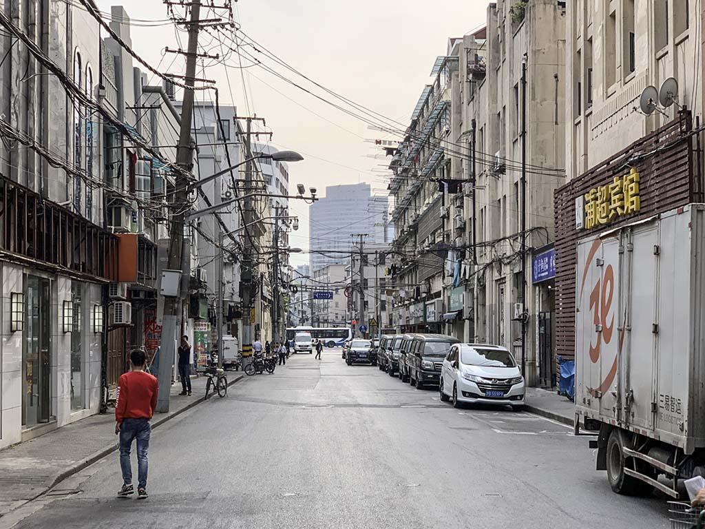 lonely shanghai